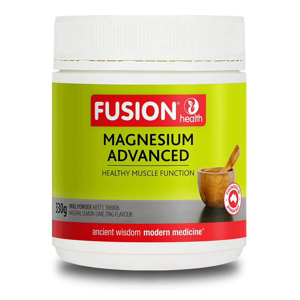 magnesium for muscles