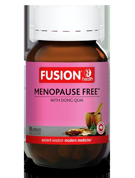 Menopause Free Fusion Health
