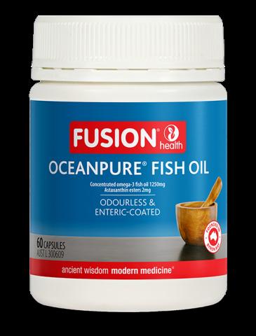OceanPure Fish Oil
