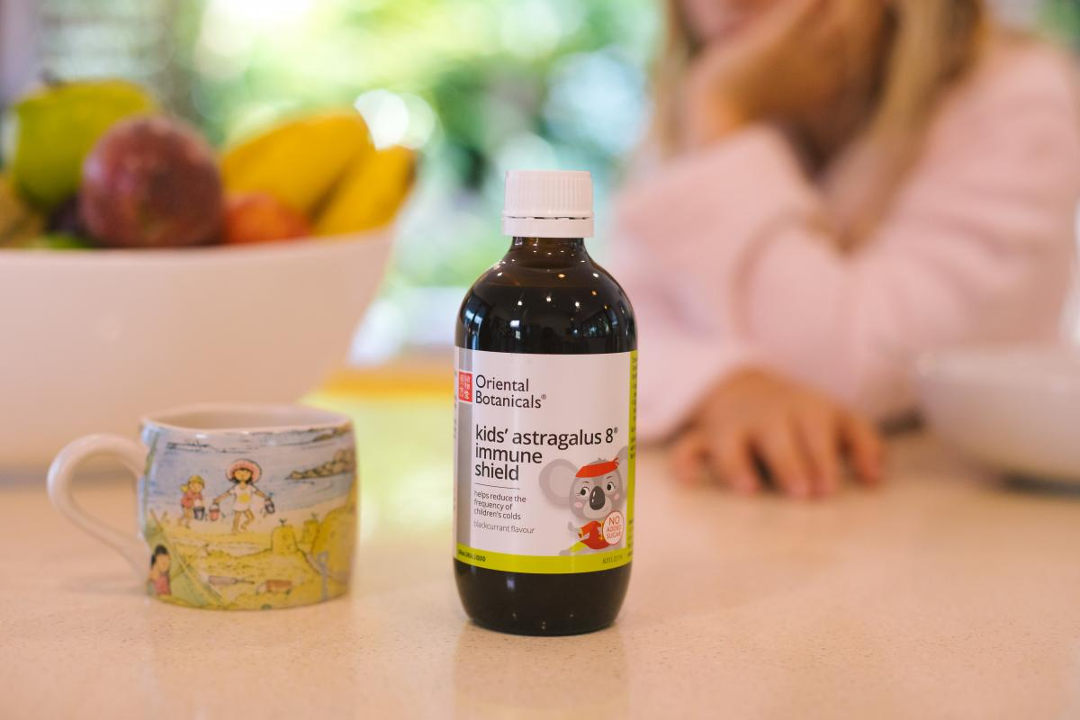Kids' Astragalus Immune Shield