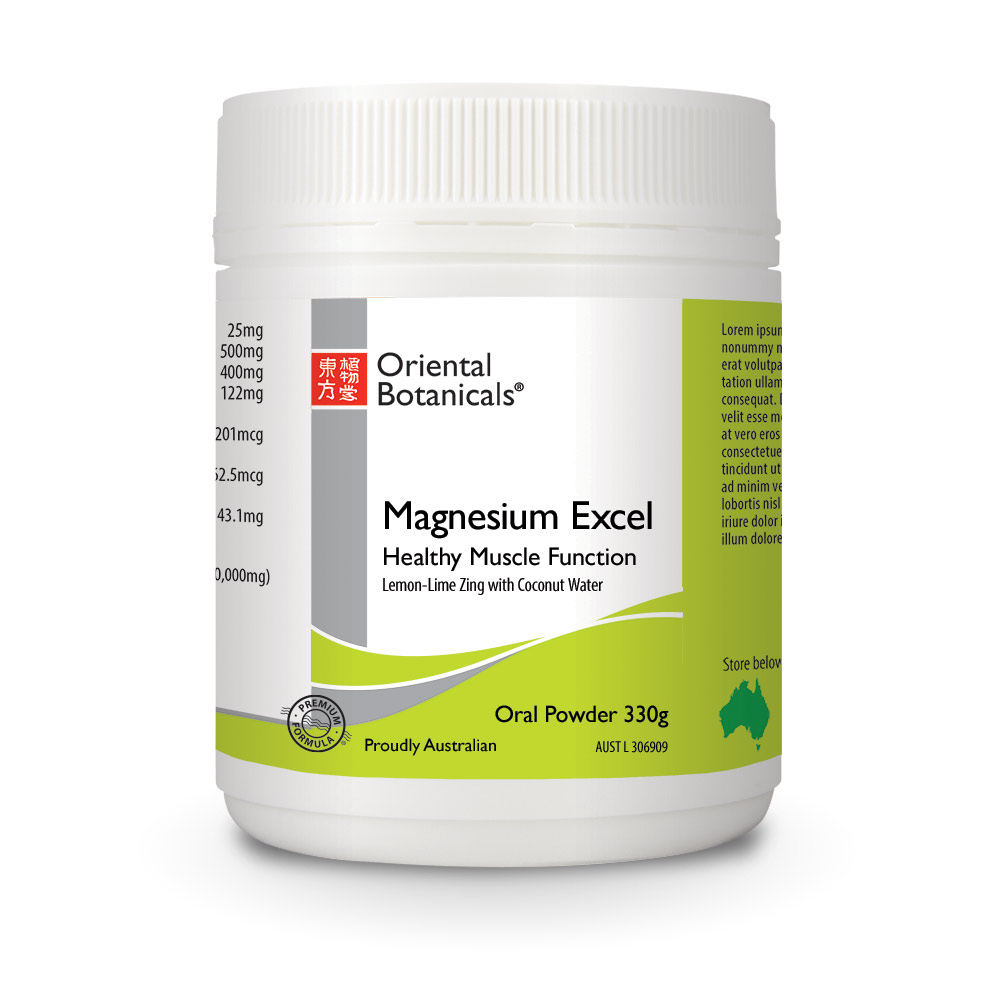 magnesium powder for muscles