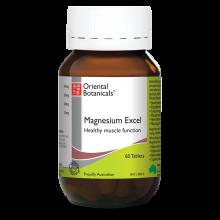 Magnesium Excel