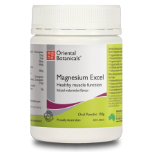 Magnesium Excel Powder Watermelon